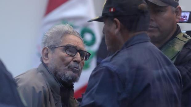 La Justicia de Perú rechaza liberar al fundador de Sendero Luminoso por la pandemia de Covid-19