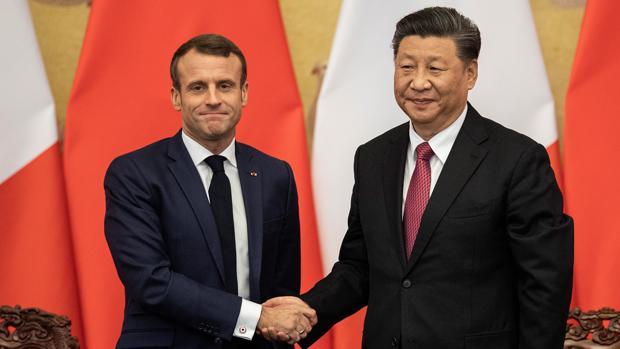 China presiona a Francia para que anule una venta de armas a Taiwán