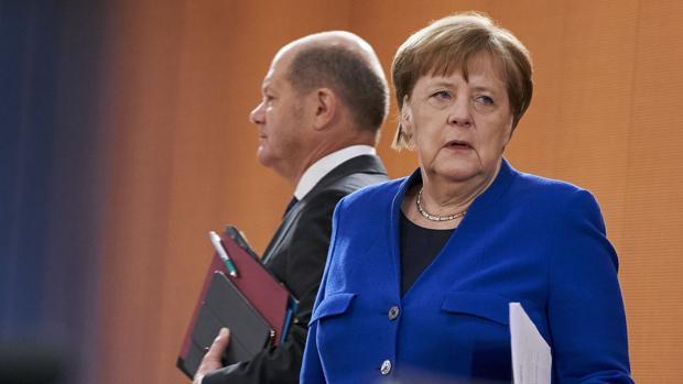 Merkel confirma la autoría rusa del ataque informático al parlamento alemán