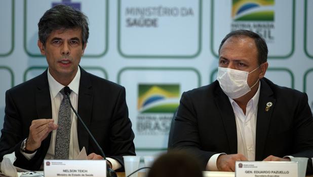 Bolsonaro pone a un militar sin experiencia al frente del Ministerio de Salud