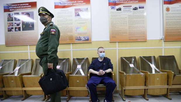 Rusia logra por primera vez que el número de curados empiece a ser superior al de infectados por Covid-19