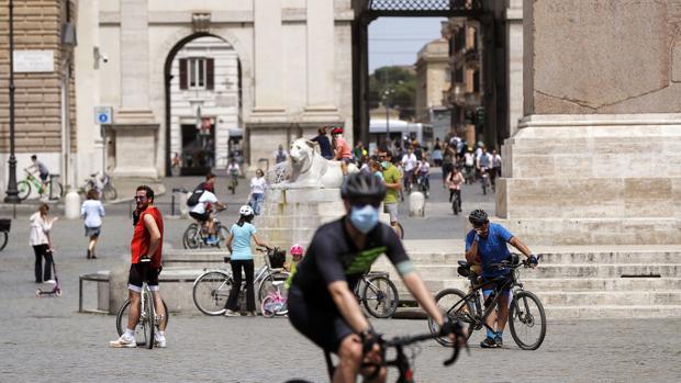 Las ciudades de arte en Italia mueren por falta de turismo