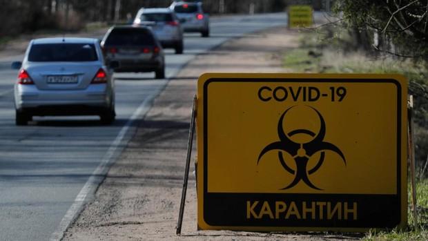 El Gobierno ruso prevé un aumento de la mortalidad en mayo por COVID-19 en el conjunto del país