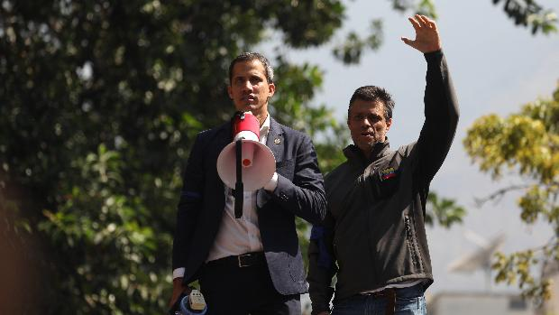 Maduro ordena eliminar el partido de Juan Guaidó y Leopoldo López