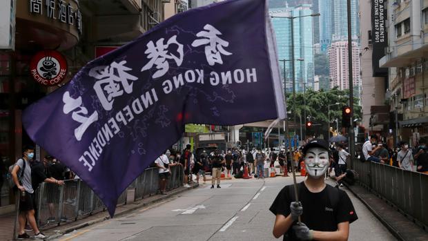 Los abogados de Hong Kong cuestionan que China pueda imponer la ley de seguridad