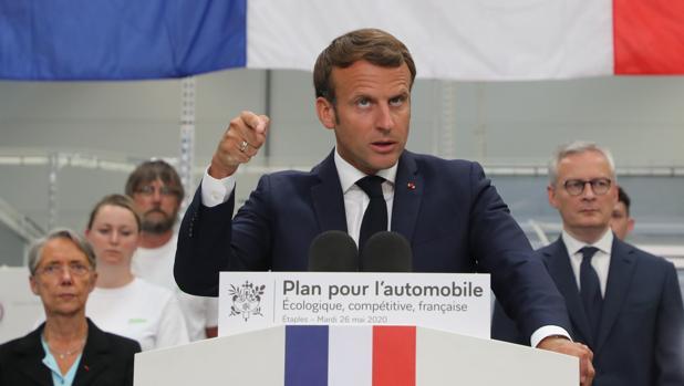 Macron crea una gran Comisión de «sabios» internacionales para afrontar la crisis que se avecina