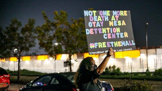 La pandemia golpea los centros para ilegales en California