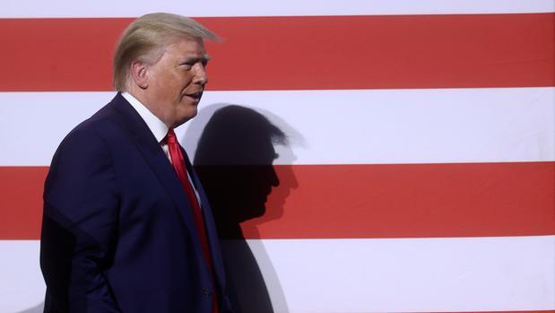 Trump, sobre la oleada de protestas: «No todo el mundo es racista por defecto»