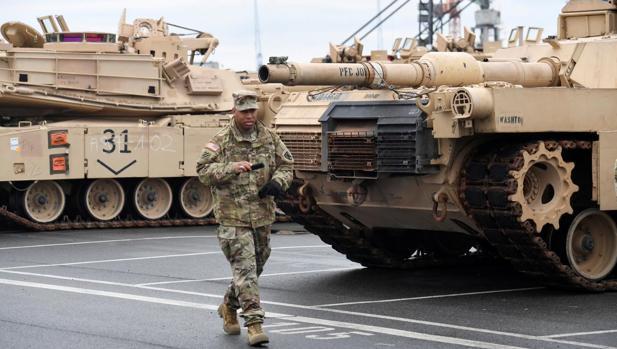 Alemania no quiere que las tropas de EE.UU. se retiren