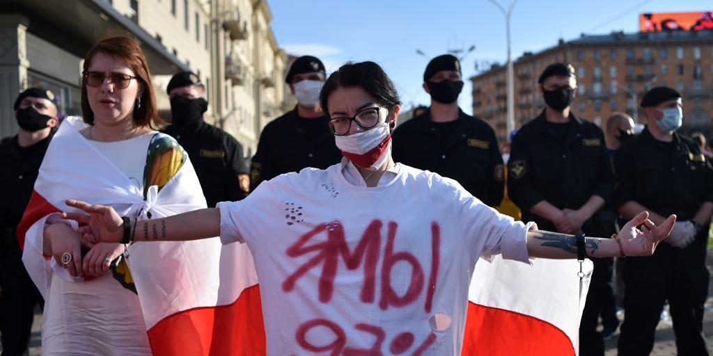 El dictador bielorruso se jacta de no haber tomado medidas contra ...