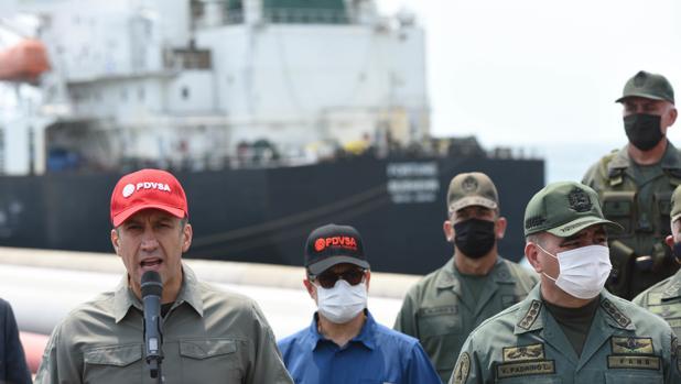 EE.UU. sanciona a los capitanes de los barcos iraníes que llevaron gasolina a Venezuela