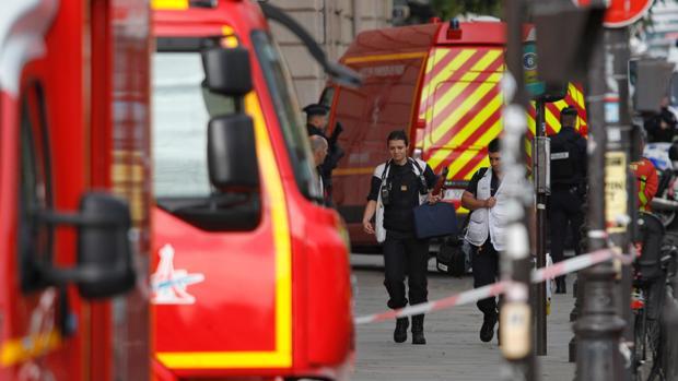 Decenas de islamistas infiltrados en la Policía francesa