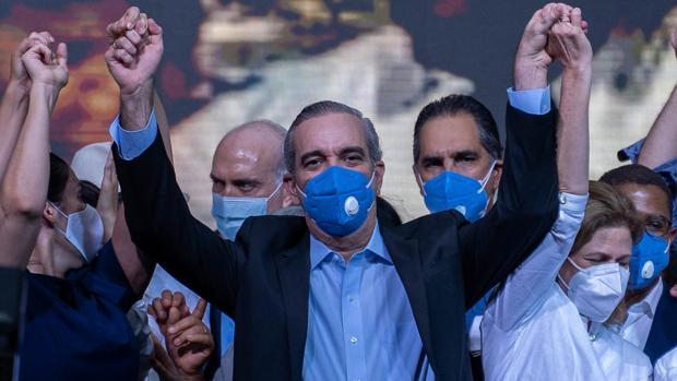 Luis Abinader pone fin a 16 años de hegemonía del PLD en la República Dominicana