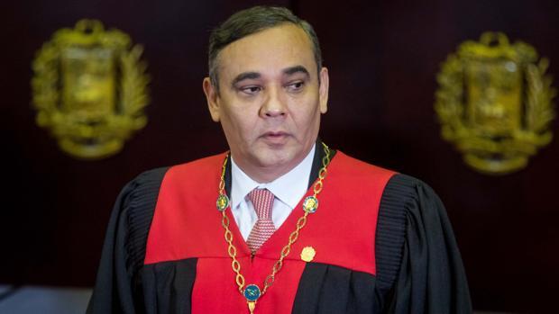 EE.UU. ofrece 5 millones de dólares por el presidente del Supremo de Venezuela