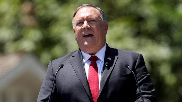 Pompeo afirma que el objetivo de Estados Unidos es lograr un cambio en China