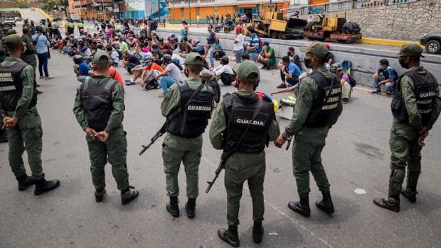Covid-19: la derrota de los generales venezolanos