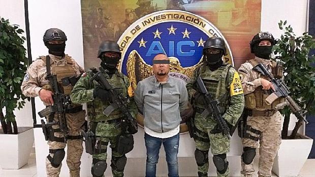 Capturan a «El Marro», un poderoso capo mexicano que se hizo famoso robando combustible
