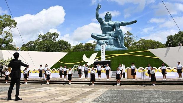 Nagasaki pide a Japón que firme el tratado de la ONU prohibiendo las armas nucleares