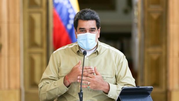 Maduro asegura que será el primer venezolano en colocarse la vacuna rusa contra el coronavirus