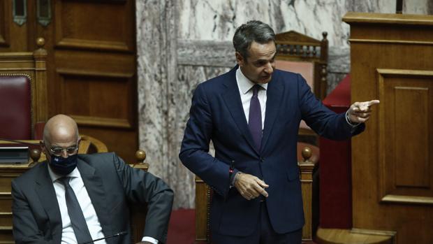 Grecia amplía sus aguas territoriales de 6 a 12 millas en el mar Jónico