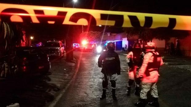 Al menos ocho muertos y 14 heridos por un tiroteo durante un velatorio en México