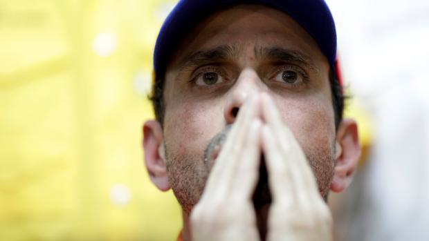 Henrique Capriles llama a participar en las elecciones legislativas de Maduro