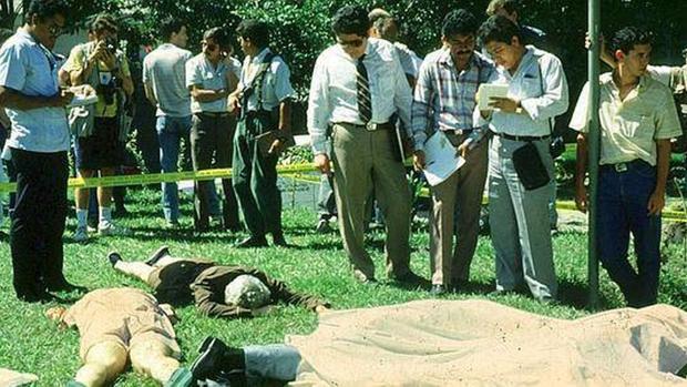 La masacre de la UCA, el asesinato de seis jesuitas por el que el excoronel Montano ha sido condenado