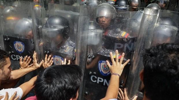 Una ONG responsabiliza a cuerpos de seguridad chavistas de 1.611 muertes entre enero y julio
