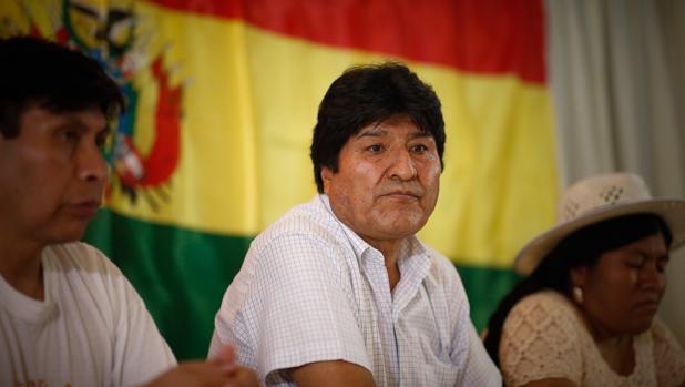Morales, llamado a declarar por los delitos de sedición y terrorismo por la Fiscalía de Bolivia