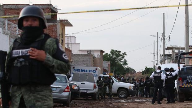 México suma 45 masacres en 2020 y se encamina a registrar su año más sangriento