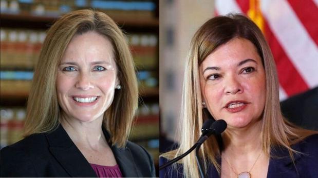 La batalla política por la renovación del Supremo de EE.UU. es cosa de mujeres