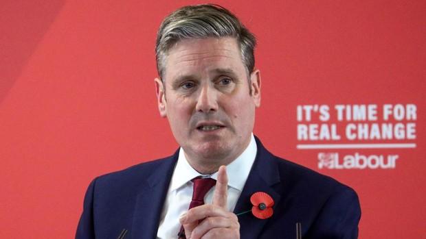 El Laborismo británico se propone «recuperar la confianza de las empresas»