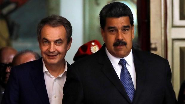 Maduro, Zapatero y Morales se unen a un centenar de políticos para pedir la liberación de Assange
