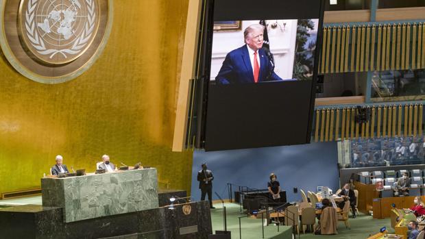 Estados Unidos y China llevan su guerra a la ONU