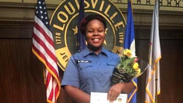 Breonna Taylor, la afroamericana asesinada con ocho tiros por la Policia en Louisville