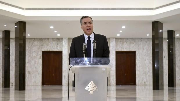 Dimite el primer ministro del Líbano ante la incapacidad de formar gobierno