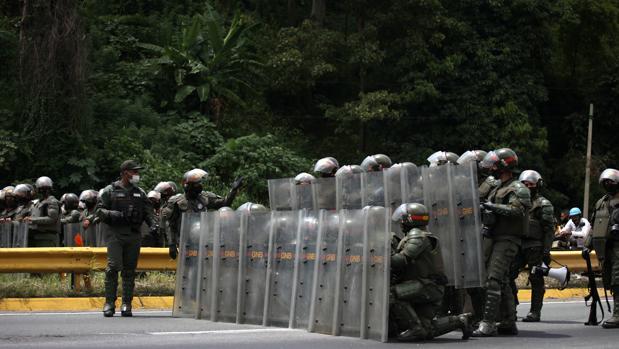 Las regiones de Venezuela se rebelan y salen a protestar en plena pandemia
