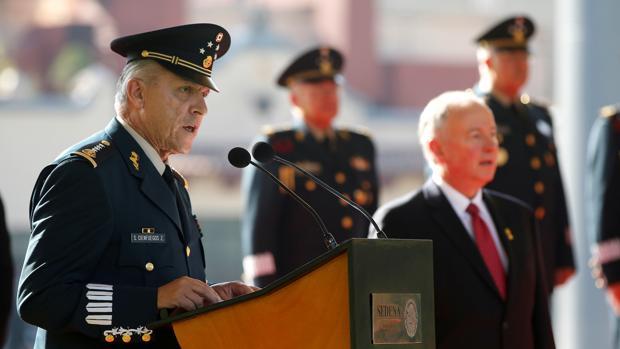 Detenido en EE.UU. el exsecretario de Defensa del expresidente de México Peña Nieto