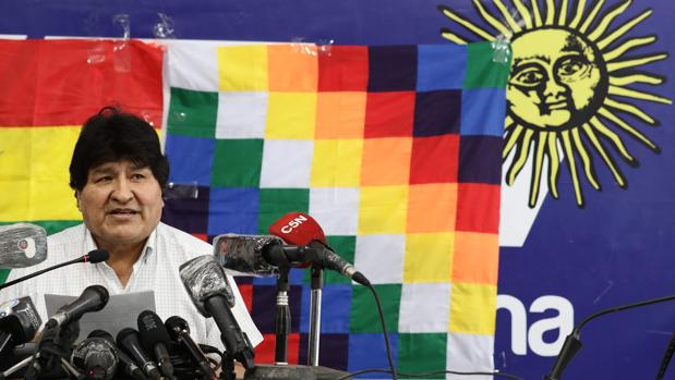 La derrota de Morales en Bolivia