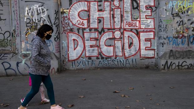 La abstención, la gran aliada de la Constitución de Pinochet en Chile