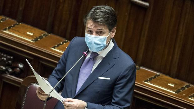 Conte afirma en la Cámara que «la situación en Italia es muy crítica»