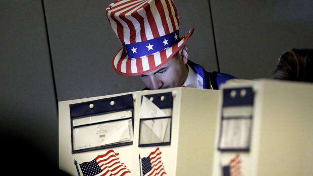 El voto anticipado en EE.UU. rompe récord y supera ya al de 2016 con más de 48 millones