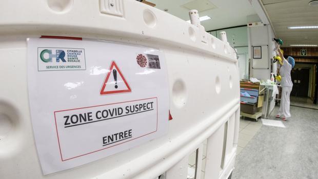 Bélgica se convierte en el epicentro de la pandemia