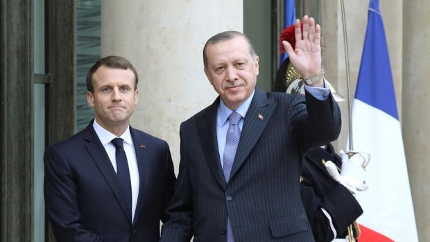 La gangrena islamista provoca un choque muy duro entre Turquía y Francia