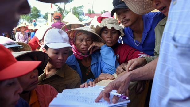 Vietnam prepara la evacuación de 1,2 millones de personas por el tifón Molave