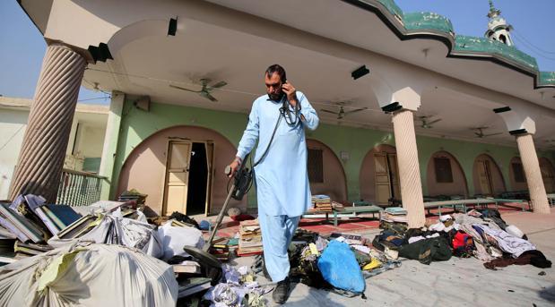 Al menos ocho estudiantes del Corán mueren en un atentado en el noroeste de Pakistán