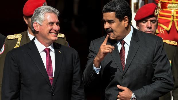 Maduro y Díaz-Canel confían en que Biden abra una nueva etapa de entendimiento con Venezuela y Cuba