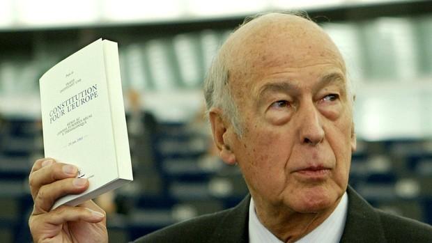 Muere Valéry Giscard, uno de los grandes reformadores de Francia y Europa