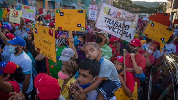 Las cajas de comida «CLAP», el sistema de control social venezolano con sello cubano