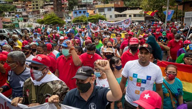Más del 60% de los venezolanos no apoya los comicios de Maduro ni la consulta de Guaidó